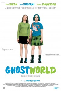 ghost world color mania
