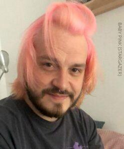 Merci Max par Frieda :) Coloration Cheveux Rose Baby – Stargazer | Color-Mania