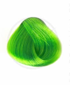 Coloration Cheveux Vert Anis – Stargazer | Color-Mania