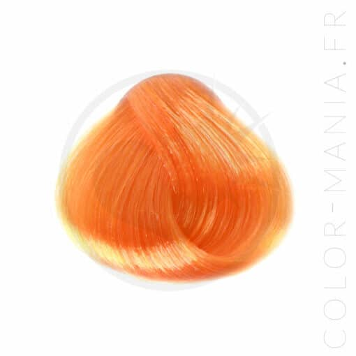 Coloration Cheveux Mandarine – Stargazer | Color-Mania
