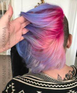 Grazie Orianne :) Colore dei capelli Rosa Baby - Stargazer | Color-Mania