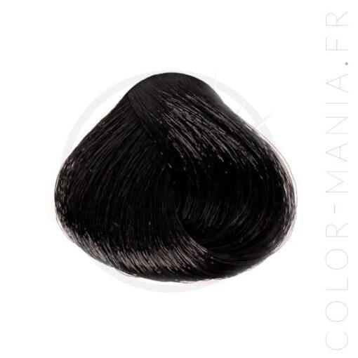 Coloration Cheveux Noir Profond – Stargazer | Color-Mania