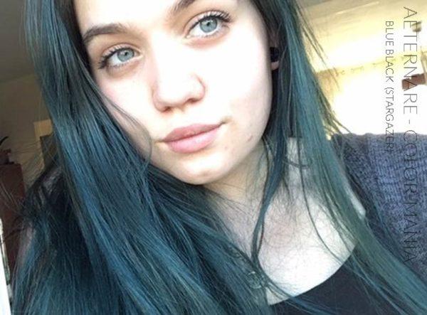 Merci Aeternare :) Coloration Cheveux Bleu Noir – Stargazer | Color-Mania