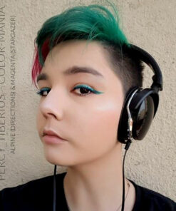 Merci Percy_tiberius :) Coloration Cheveux Vert Alpin - Directions | Color-Mania