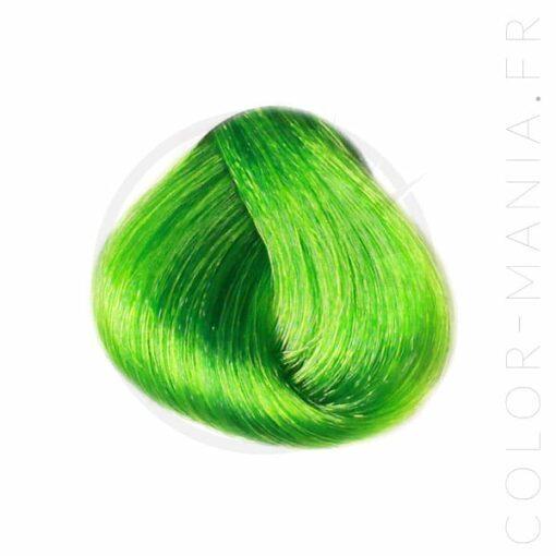 Coloration Cheveux Vert UV – Stargazer | Color-Mania
