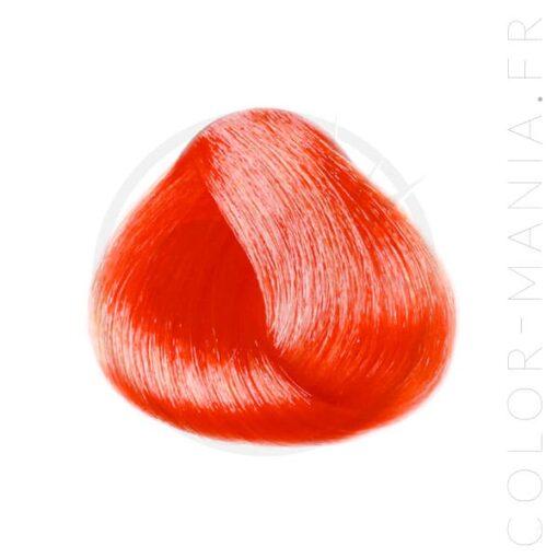 Coloration Cheveux Rouge UV – Stargazer | Color-Mania