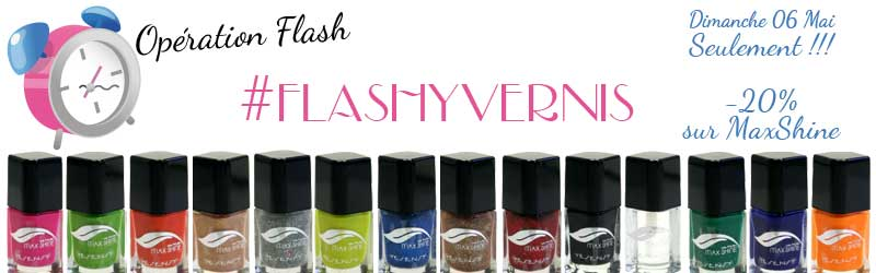 Color-Mania - FlashyVernis - Promo
