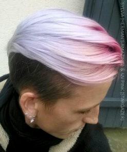 Merci Laurianne :) Coloration Cheveux Gris Sylvia Grey - Herman's Amazing | Color-Mania