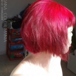 Rose - Merci Oana :) Coloration Cheveux Rose UV - Stargazer