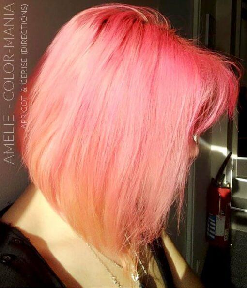 Merci Amélie :) Coloration Cheveux Abricot – Directions | Color-Mania