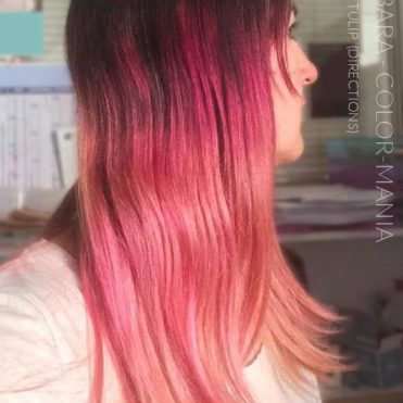 Merci Barbara :) Coloration Cheveux Tulipe Noire - Directions   Color-Mania