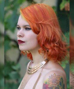 Merci Broceliande Nausicaa :) Coloration Cheveux Mandarine – Directions   Color-Mania