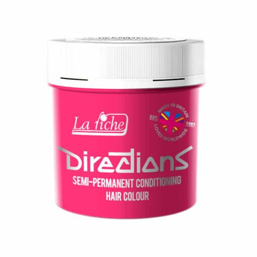 Coloration Cheveux Rose Bonbon - Directions   Color-Mania