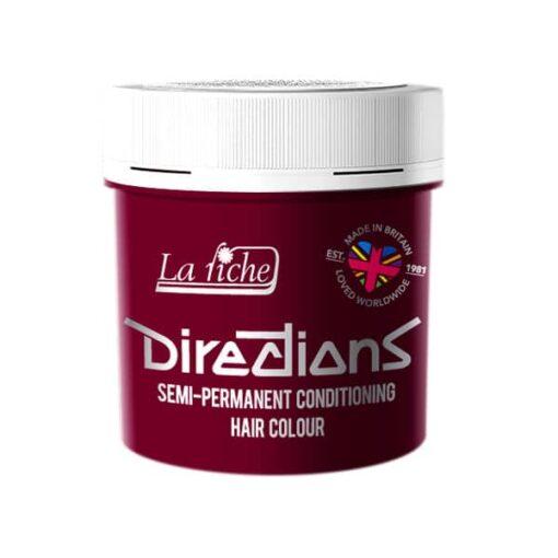 Coloration Cheveux Tulipe Noire - Directions | Color-Mania