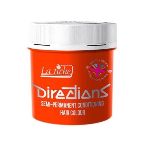 Coloration Cheveux Mandarine – Directions   Color-Mania