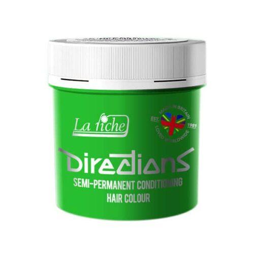 Coloration Cheveux Vert Printemps - Directions   Color-Mania