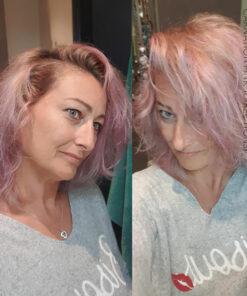 Merci Del FD :) Coloration Cheveux Rose Bonbon - Directions   Color-Mania
