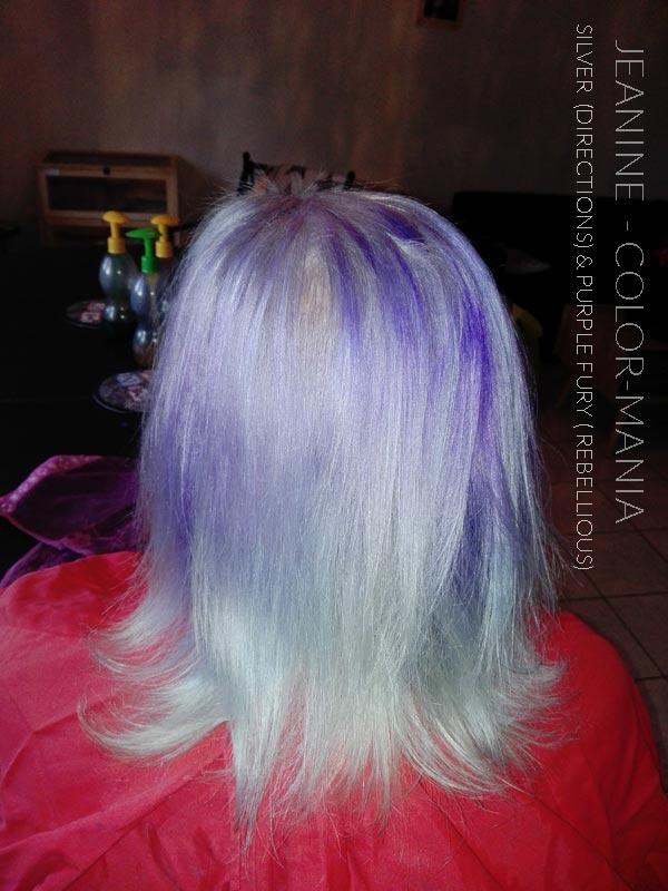Gracias Jeanine :) Gray Hair Color Gray - Direcciones | Color-Mania