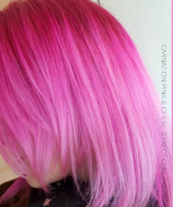 Merci Panndore :) Coloration Cheveux Rose Cerise - Directions | Color-Mania
