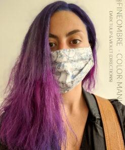 Merci @fineombre :) Coloration Cheveux Violet - Directions | Color-Mania