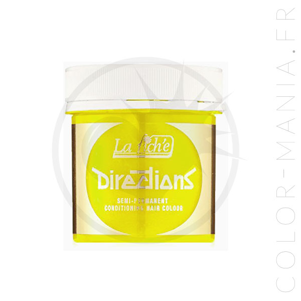 Coloration Cheveux Jaune Fluo – Directions | Color-Mania