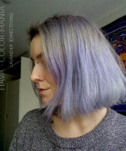 Merci Hava :) Coloration Cheveux Lavande - Directions | Color-Mania
