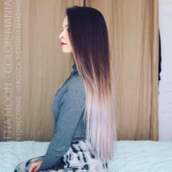 Gracias Marlena Moon :) Color de pelo Blanco Veronica White - Herman's Amazing | Color-Mania