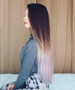 Merci Marlena Moon :) Coloration Cheveux Blanc Veronica White - Herman's Amazing | Color-Mania