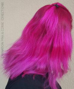 Merci @panndore :) Coloration Cheveux Rose Bonbon - Directions   Color-Mania