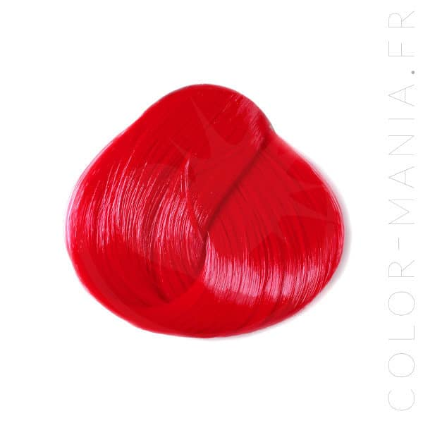 Coloration Cheveux Rouge Coquelicot - Directions   Color-Mania