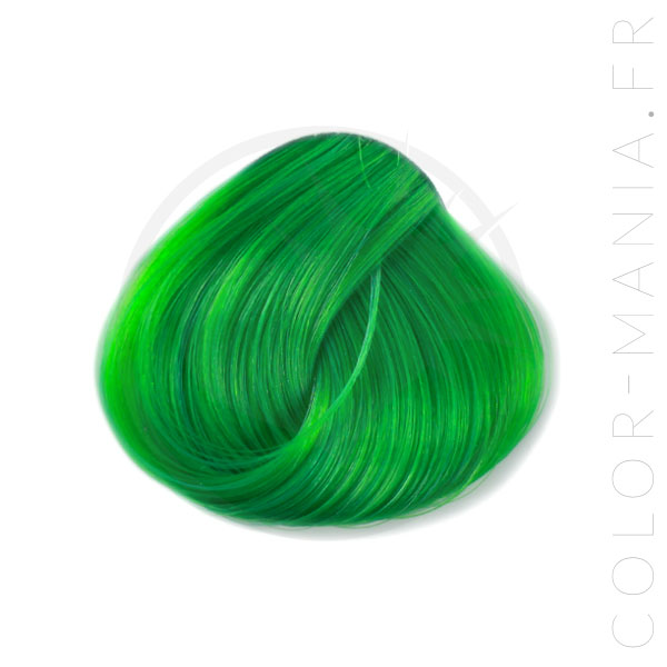 Coloration Cheveux Vert Printemps - Directions | Color-Mania