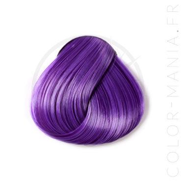 Coloración púrpura del cabello - Direcciones | Color-Mania