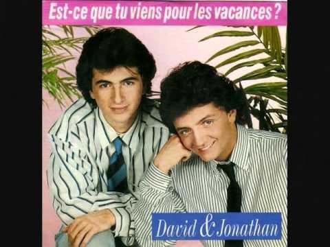 David y Jonathan