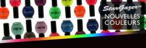 Nuevos colores de esmalte de uñas Stargazer