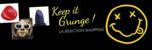 Selección de compras de Kurt Cobain