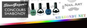 ¡El esmalte de uñas 4 Stargazer se ganará en Shabondy.net!
