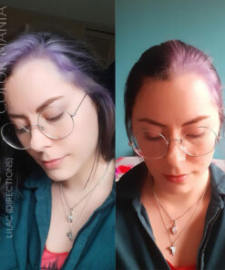 Merci Prissy :) Coloration Cheveux Lilas - Directions | Color-Mania