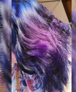 Merci Elodie :) Coloration Cheveux Violet Prune – Directions | Color-Mania