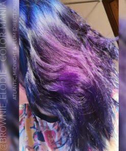 Merci Elodie :) Coloration Cheveux Violet Prune – Directions | Color-Mania
