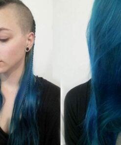 Merci Annaïs :) Coloration Cheveux Bleu Minuit - Directions | Color-Mania