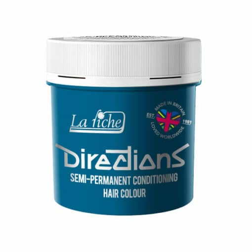 Coloration Cheveux Turquoise Directions | Color-Mania.fr