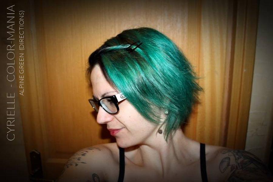 Gracias Cyrielle :) Alpine Hair Coloring - Direcciones | Color-Mania