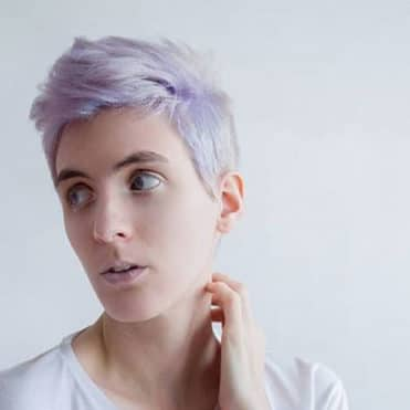 Merci Ellyana :) Coloration Cheveux Lilas - Directions   Color-Mania