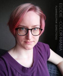 Merci Elodie :) Coloration Cheveux Flamand Rose - Directions | Color-Mania