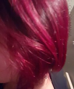 Merci Emeline :) Coloration Cheveux Rouge Rose - Directions   Color-Mania