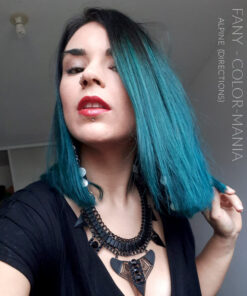 Gracias Fanny :) Alpine Hair Coloring - Directions | Color-Mania