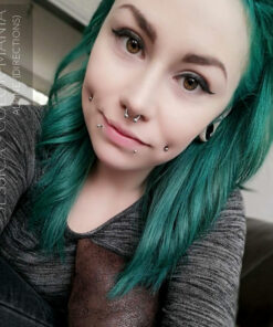 Merci Jessica :) Coloration Cheveux Vert Alpin - Directions | Color-Mania