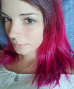 Merci Jessie :) Coloration Cheveux Rouge Rose - Directions   Color-Mania