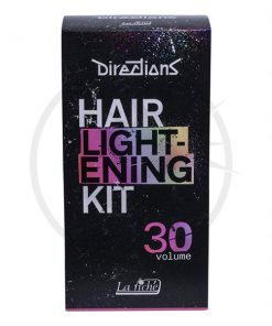 Kit Hair Discoloration Vol 30 - Indicazioni | Color-Mania