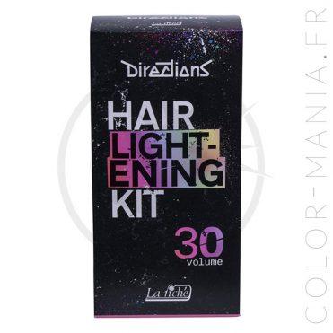 Kit Décoloration des Cheveux Vol 30 – Directions |Color-Mania